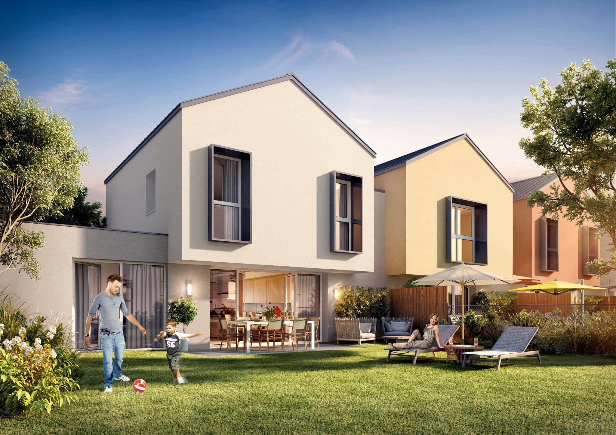 Promoteur immobilier maison individuelle segu maison for Promoteur maison individuelle