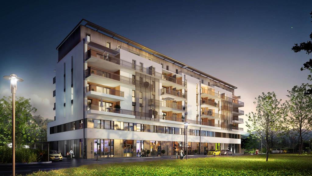 Projets avec le tag immeuble toutela3d com - Appartement de luxe studio schicketanz ...