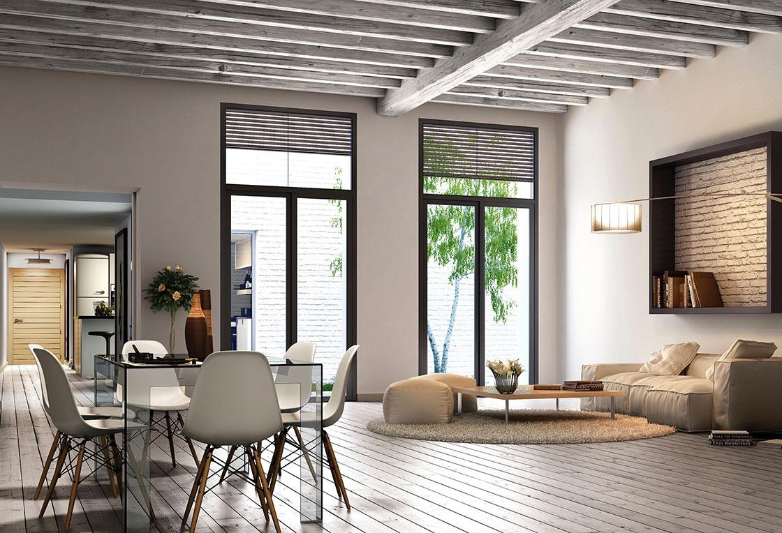 fournisseur d 39 illustrations 3d pour l 39 immobilier toutela3d com. Black Bedroom Furniture Sets. Home Design Ideas